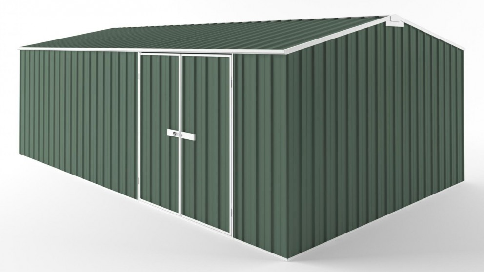EasyShed D6038 Tall Truss Roof Garden Shed - Rivergum