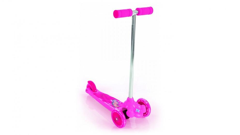 Eurotrike Twist N Roll Scooter - Pink