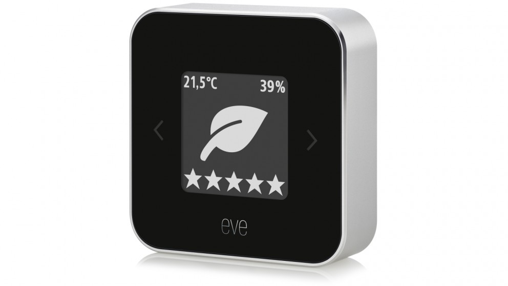 Eve Room Indoor Smart Air Quality Monitor