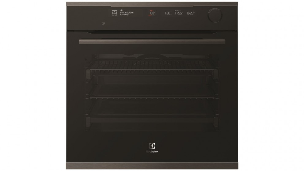 Electrolux 60cm Multifunction Steam and Pyrolytic Oven