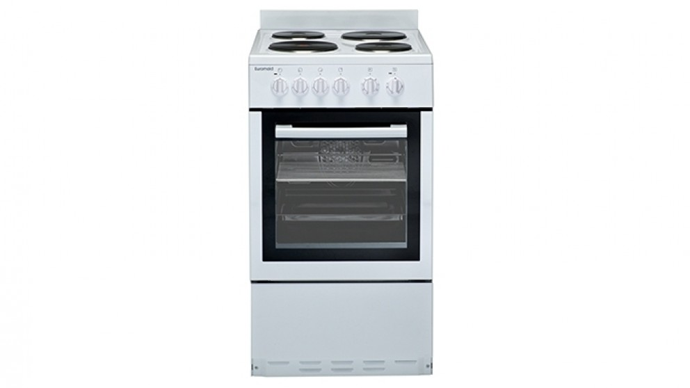 Euromaid EW50 500mm Freestanding Cooker - White