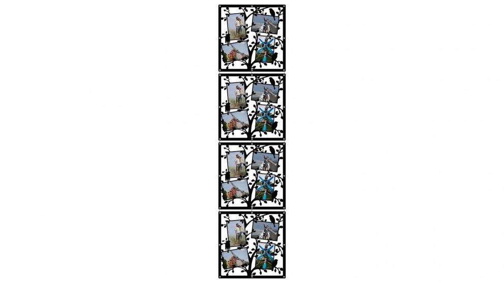 4 Modular Photo Tiles Frame