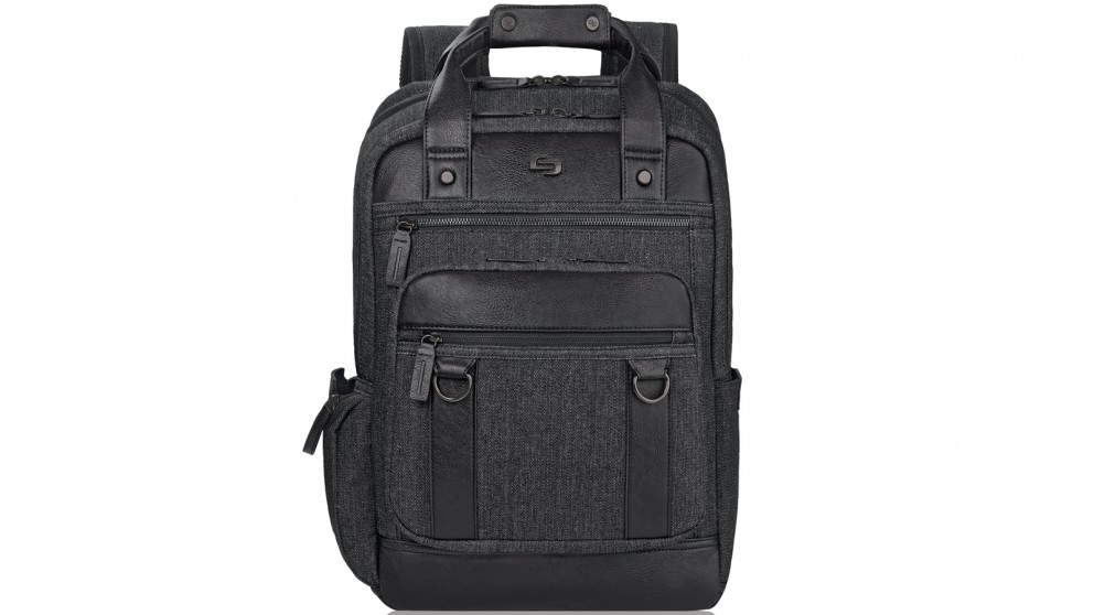 "Solo Executive Collection Bradford 15.6"" Laptop Backpack - Black"