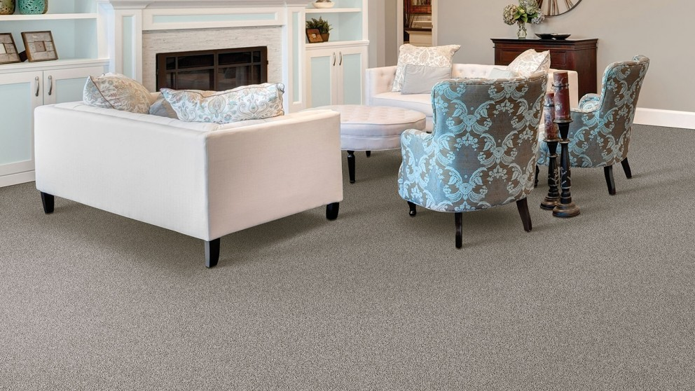 Smartstrand Silk Reserve Exquisite Softness Garden Bramble Carpet Flooring