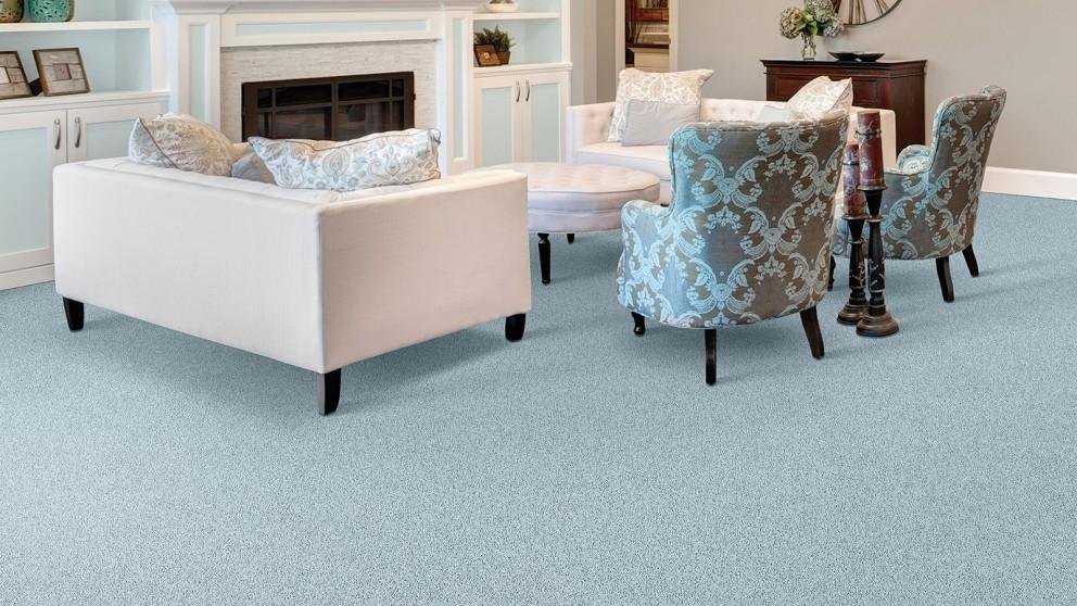 Smartstrand Silk Reserve Exquisite Softness Gentle Breeze Carpet Flooring
