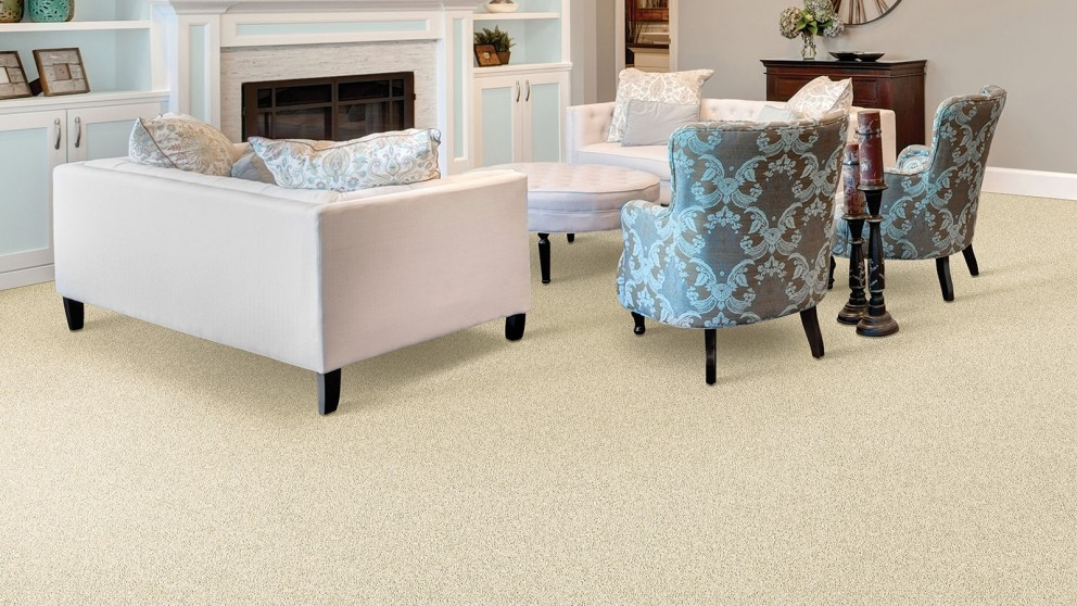 Smartstrand Silk Reserve Exquisite Softness Georgian Carpet Flooring