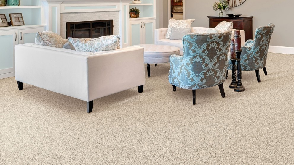 Smartstrand Silk Reserve Exquisite Softness Grande Oak Carpet Flooring