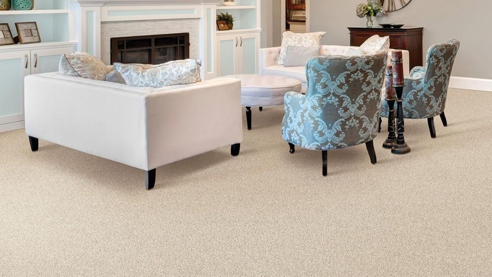 Smartstrand Silk Reserve Exquisite Softness Grande Oak Carpet Flooring