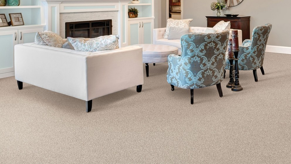 Smartstrand Silk Reserve Exquisite Softness Joyful Prelude Carpet Flooring