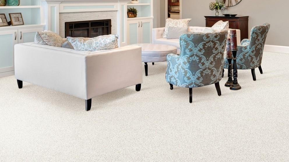 Smartstrand Silk Reserve Exquisite Softness Luminescence Carpet Flooring