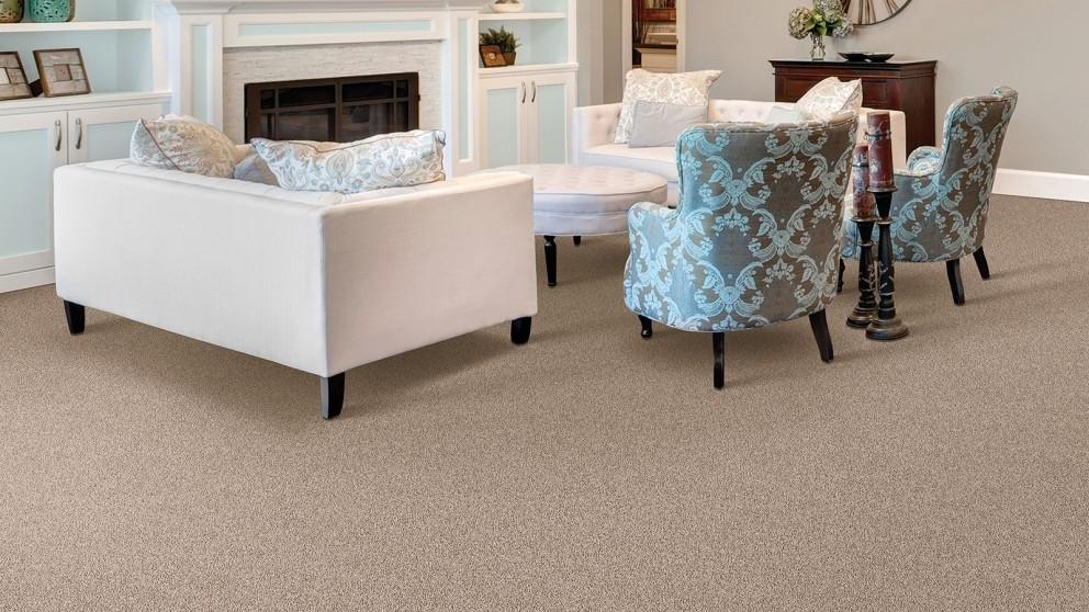 Smartstrand Silk Reserve Exquisite Softness Plantation Carpet Flooring