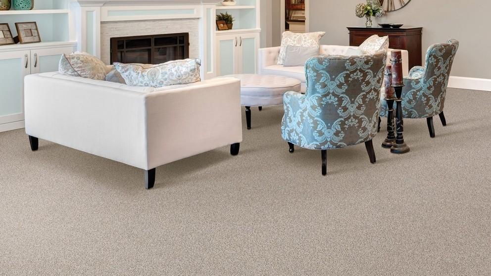 Smartstrand Silk Reserve Exquisite Softness Rustic Charm Carpet Flooring
