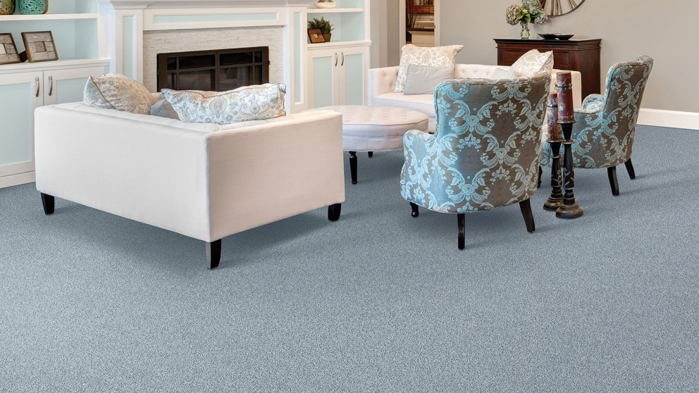 Smartstrand Silk Reserve Exquisite Softness Serenity Carpet Flooring