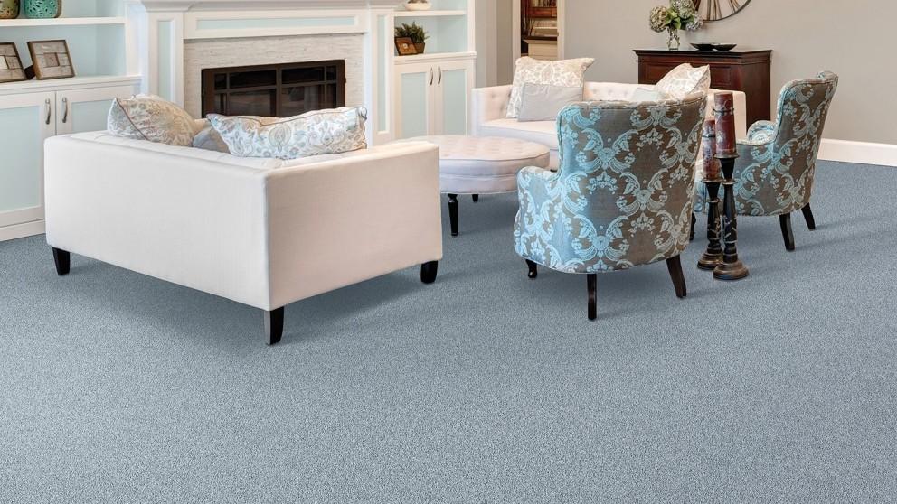 Smartstrand Silk Reserve Exquisite Softness Serenity Carpet Flooring