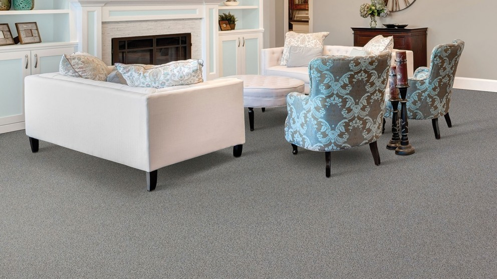 Smartstrand Silk Reserve Exquisite Softness Statuary Carpet Flooring