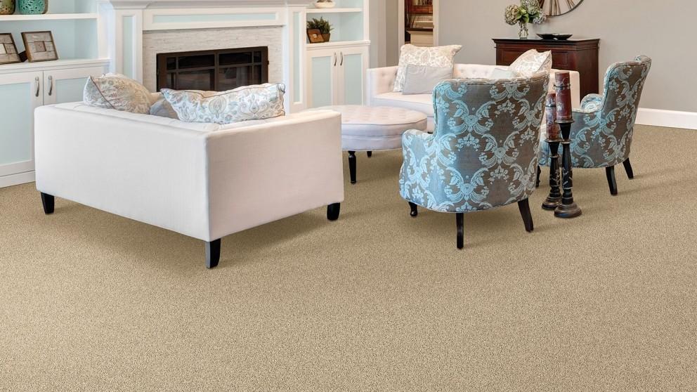 Smartstrand Silk Reserve Exquisite Softness Timeless Carpet Flooring