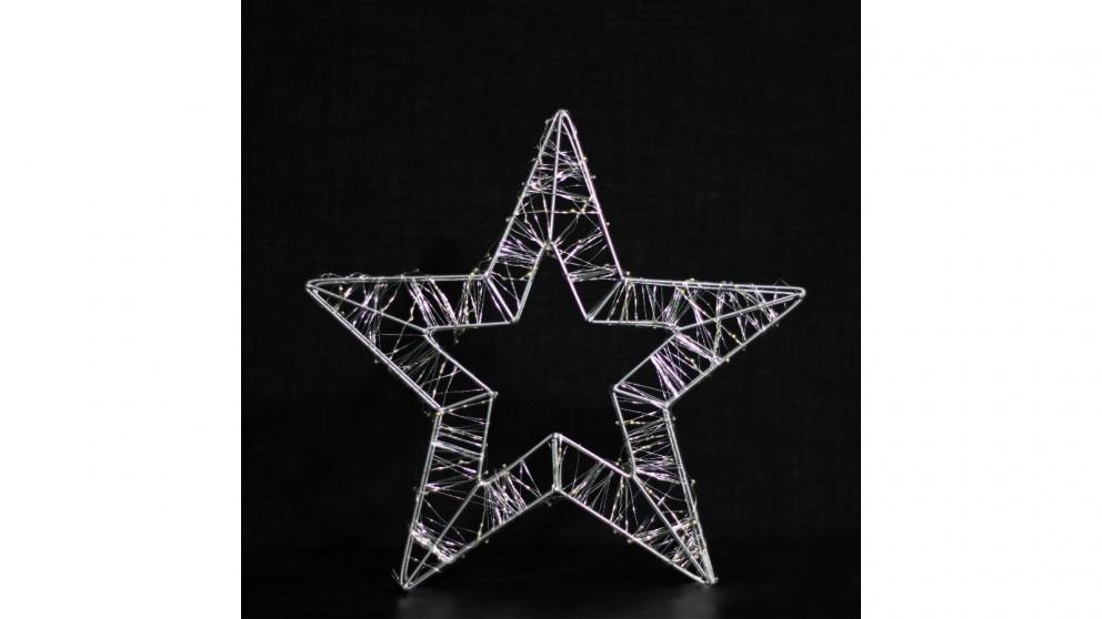 Lexi Lighting LED Christmas Star - Dual Colour - 80cm