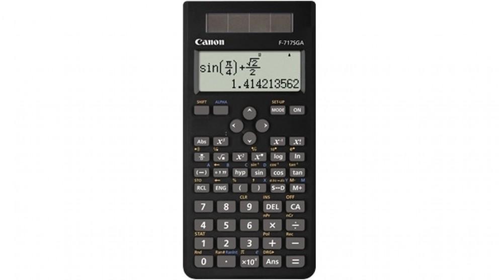 Canon Scientific Calculator - Black