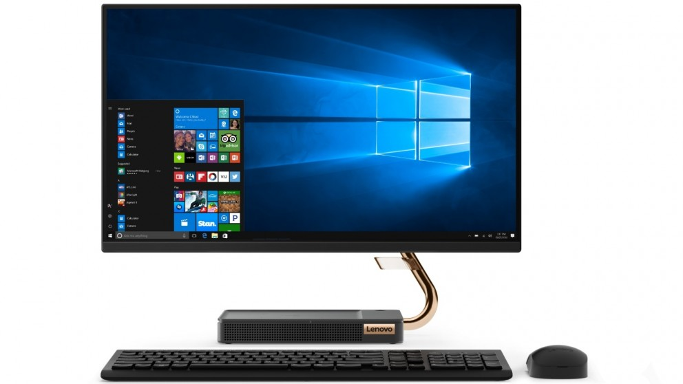 Lenovo IdeaCentre A540 24-inch R3-3200GE/8GB/256GB SSD + 1TB HDD All-in-One Desktop