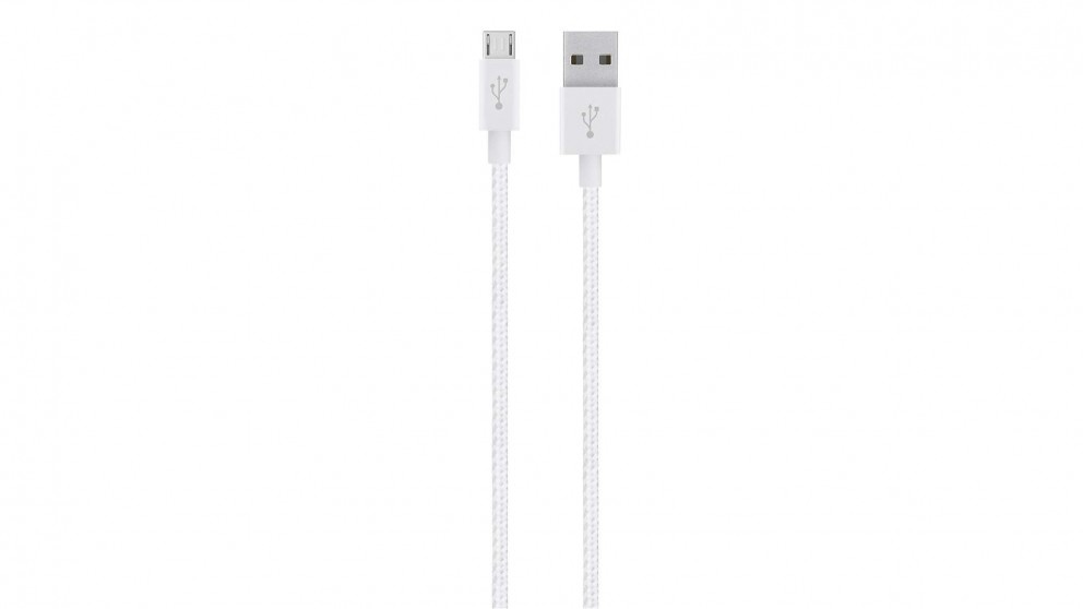 Belkin MIXIT Micro-USB to USB Cable - White