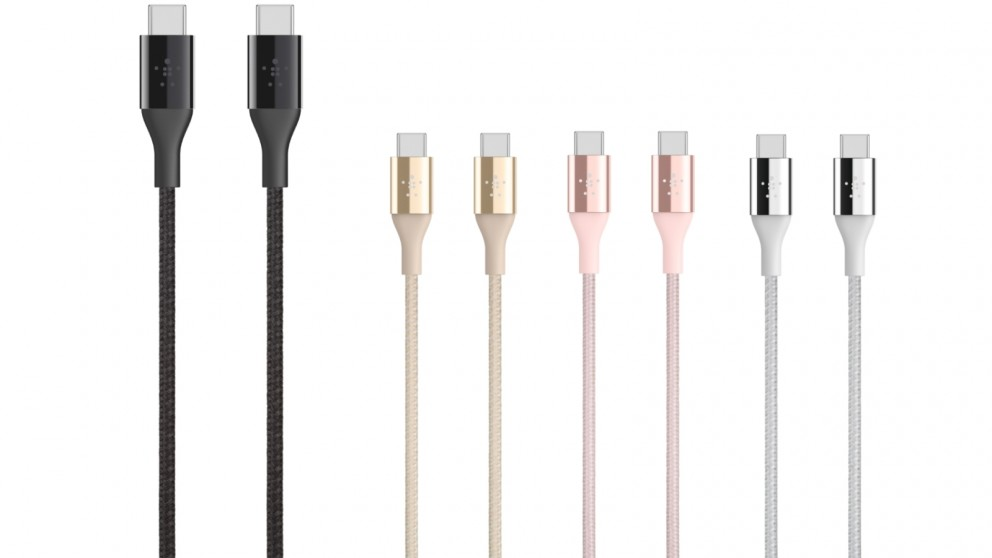 Belkin Mixit Duratek USB-C Cable with Dupont Kevlar
