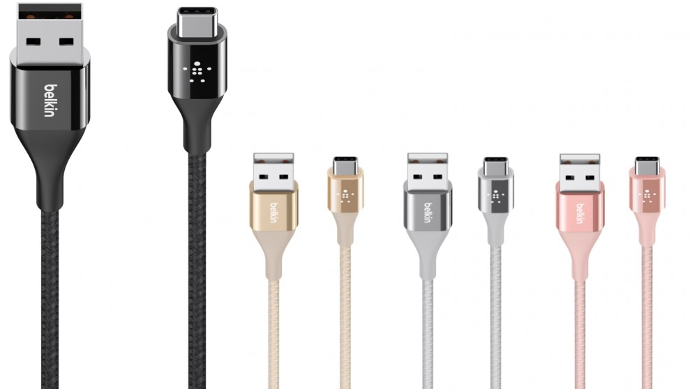 Belkin MIXIT DuraTek USB-C to USB-A Cable