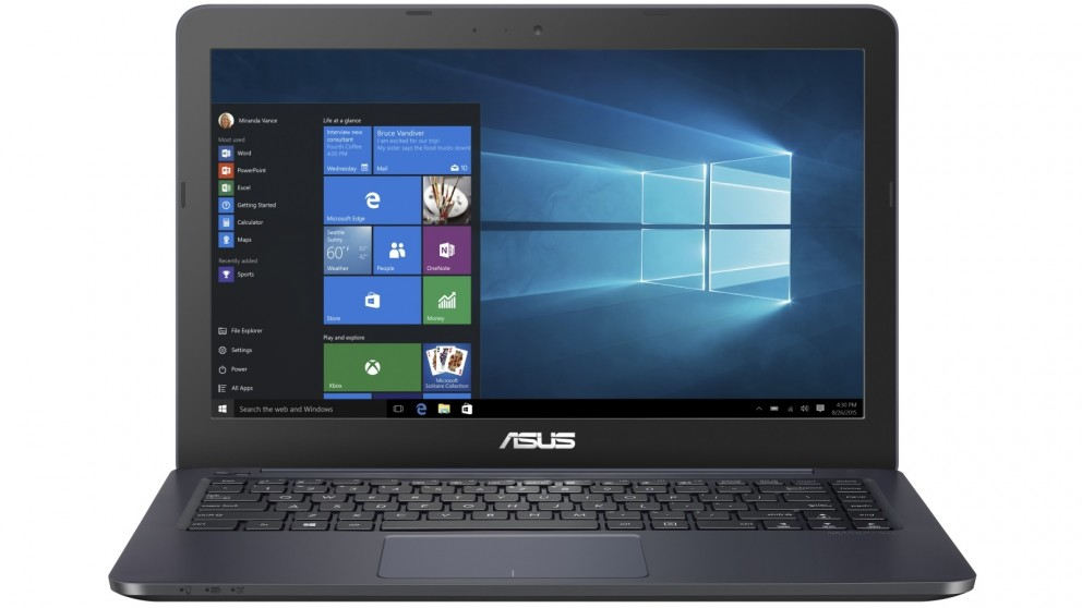 Buy Asus F402wa Ga019t 14 Inch Laptop Harvey Norman Au