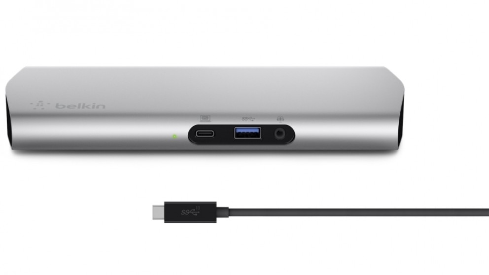 Belkin USB-C 3.1 Express Dock HD