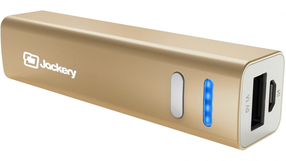 Jackery Force 65 3350mAh Portable Power Pack - Gold