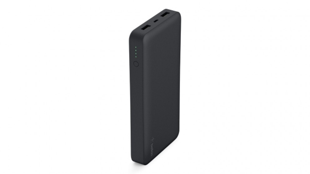Belkin 15000mAh Pocket Power Bank - Black