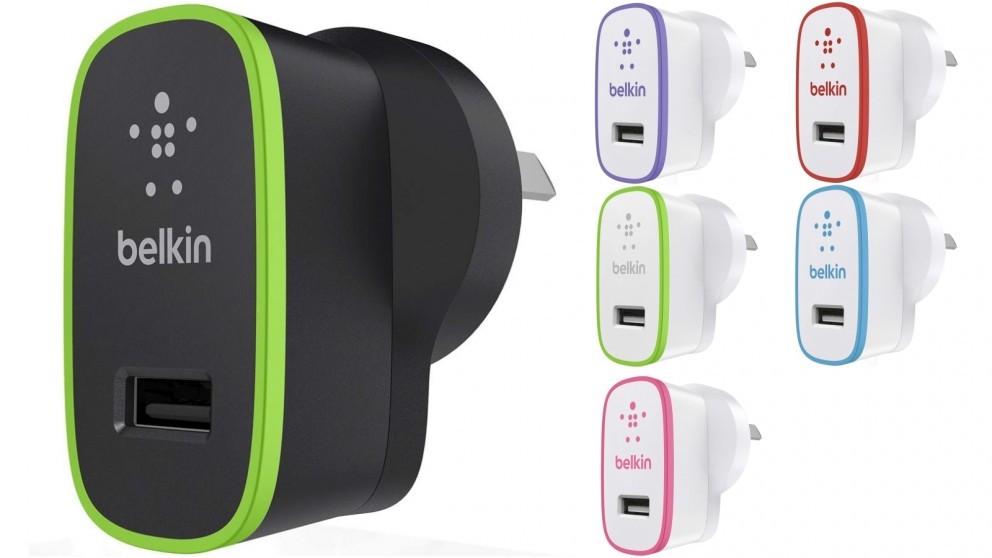 Belkin BoostUp 2.4Amp Micro Wall Charger