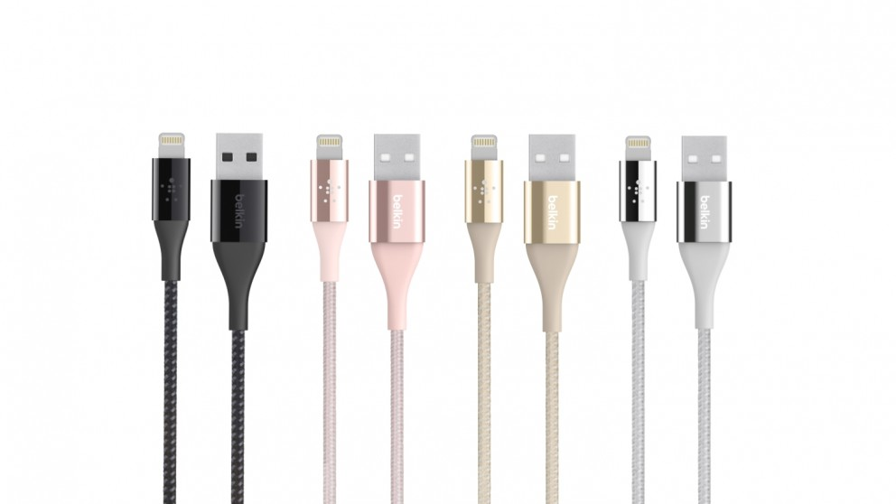 Belkin Mixit Duratek Lightning to USB Cable