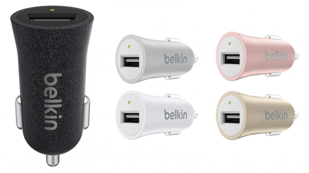 Belkin Universal Usb Car Charger