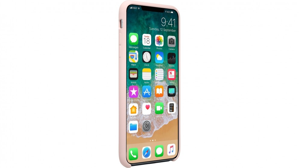 3SIXT Touch Case for iPhone X - Dusty Pink