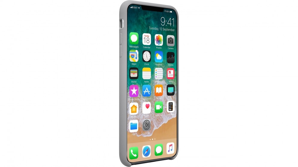 3SIXT Touch Case for iPhone X - Grey