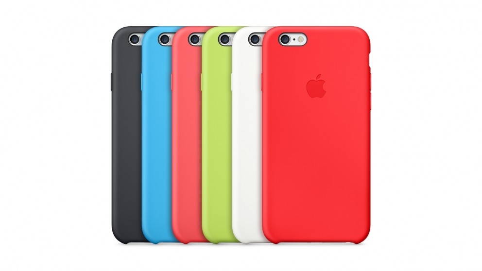 Apple iPhone 6 Silicone Case