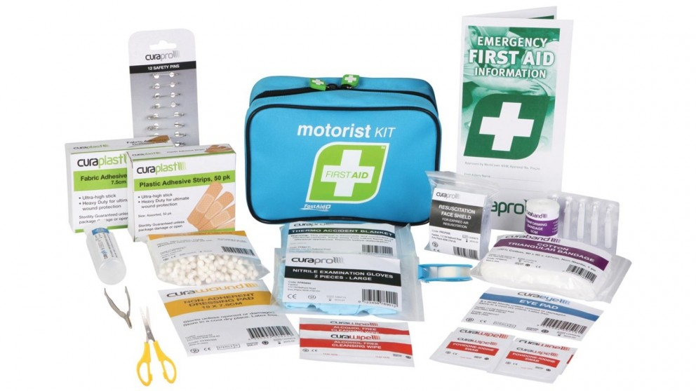 First Aid Kit Soft Pack