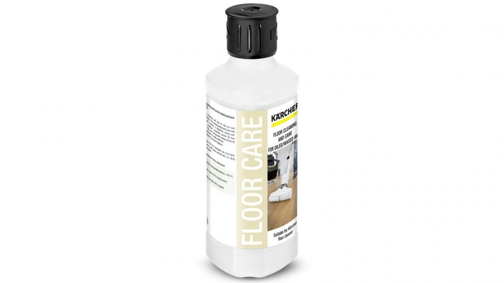 Karcher 500ml Oiled/Waxed Wood Floor Detergent