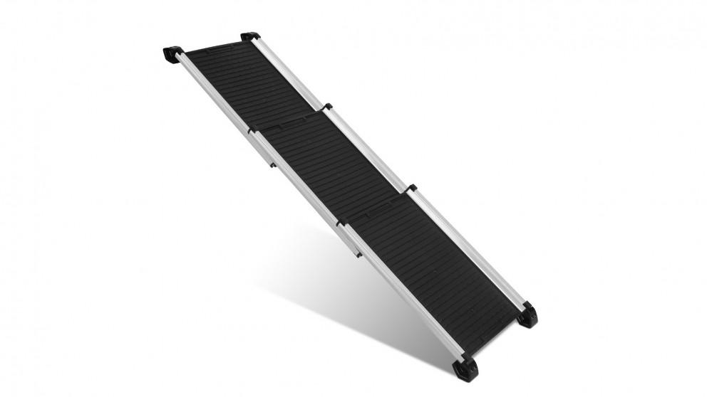 i.Pet Foldable Dog Pet Ramp - Black