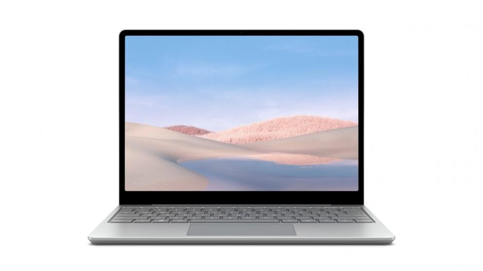 Microsoft Surface Laptop Go 12.4-inch i5/4GB/64GB eMMC Laptop - Platinum