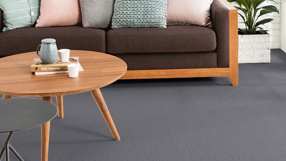 Karastan Soft Transition Fedora Grey Carpet Flooring