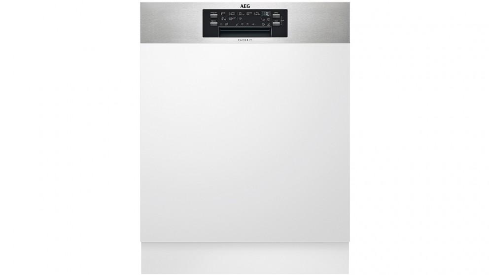 AEG 60cm ProClean Semi-Integrated Dishwasher