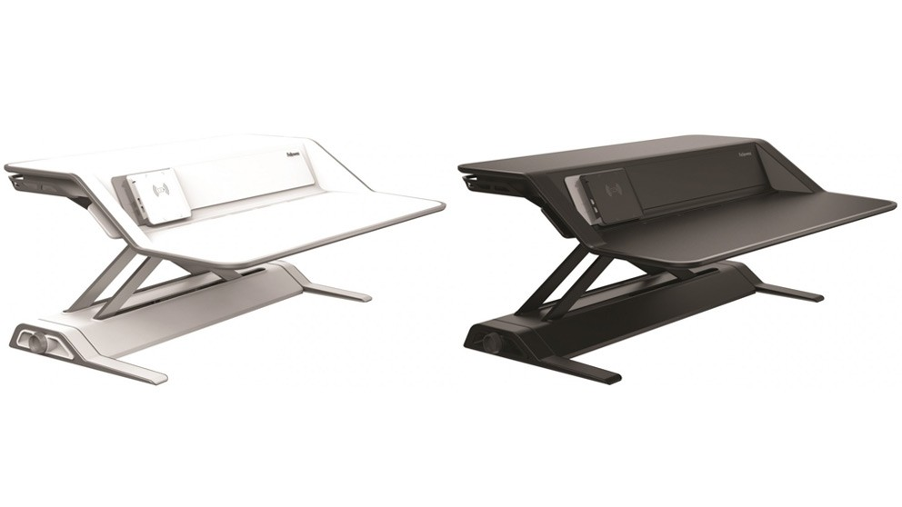 Fellowes Lotus DX Sit-Stand Desk