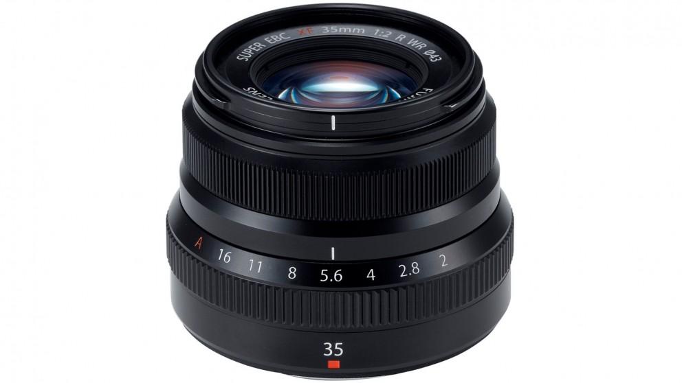 Fujifilm X Series XF35mm F2 R WR Lens