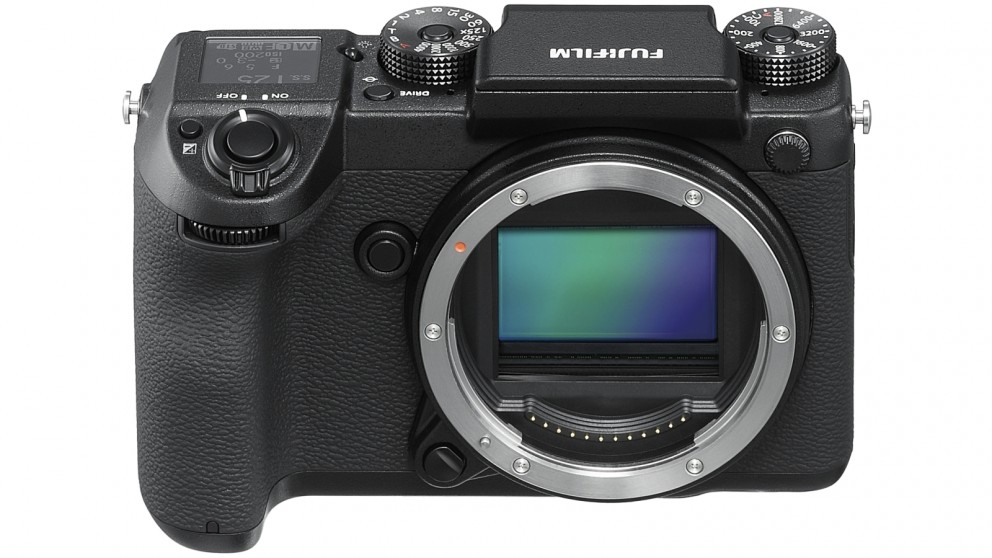 Fujifilm GFX 50S Mirrorless Camera Body Only