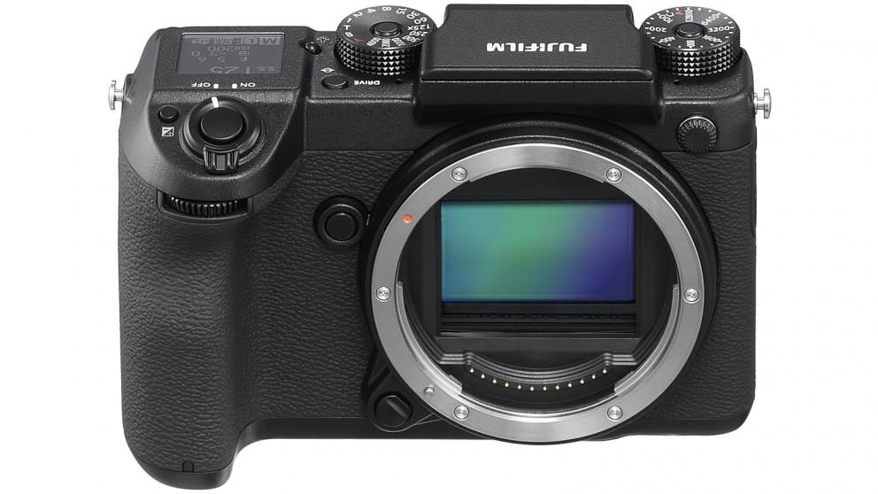 Fujifilm GFX 50S Mirrorless Camera Body Only