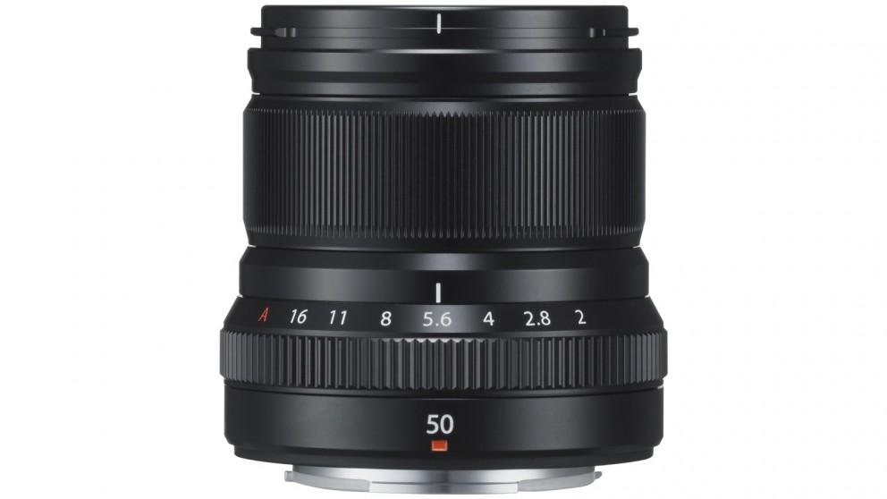 Fujifilm X Series XF50mm F2 Lens