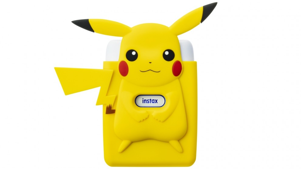 Instax Mini Link Special Edition Bundle with Pikachu Case