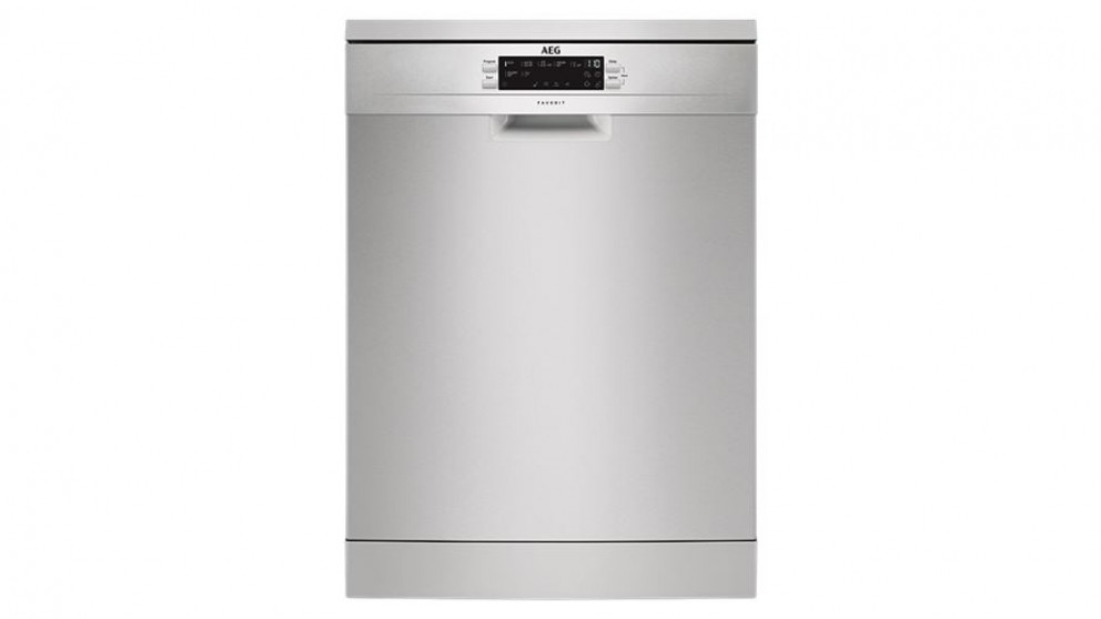 AEG 60cm ProClean Stainless Steel Free Standing Dishwasher