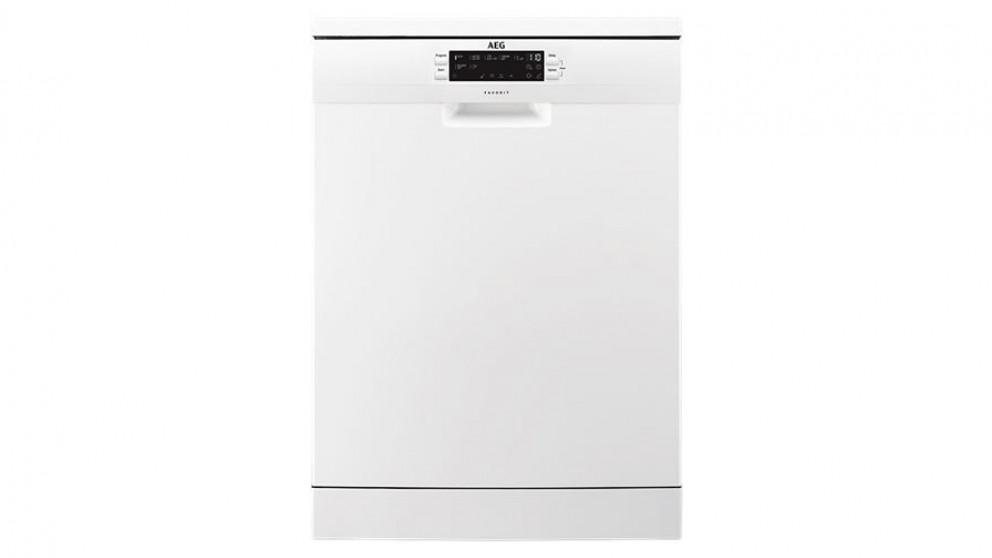 AEG 60cm ProClean Free Standing Dishwasher - White